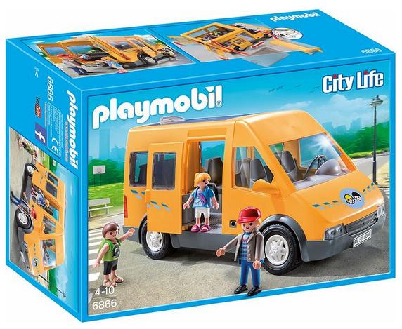 Schulbus von playmobil für billige 14,99 Euro