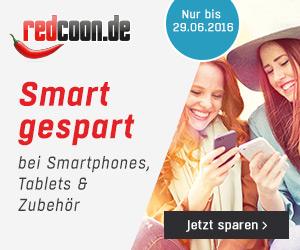 Smartphonewoche bei redcoon