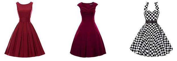 reduzierte Damenkleider beim Amazon-Sale