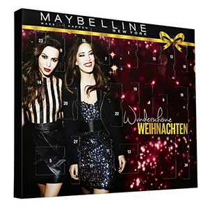 Maybelline Adventskalender Beauty & Kosmetik für Frauen