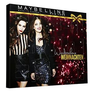 Maybelline Adventskalender Beauty & Kosmetik für Frauen