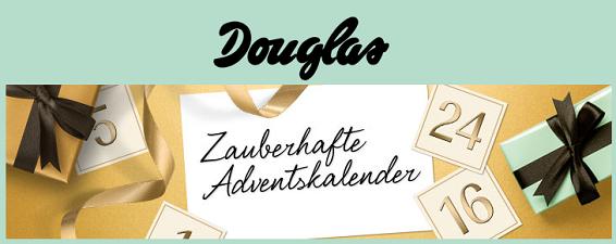 Adventskalender für Erwachsene: tolle Geschenkidee bei Douglas