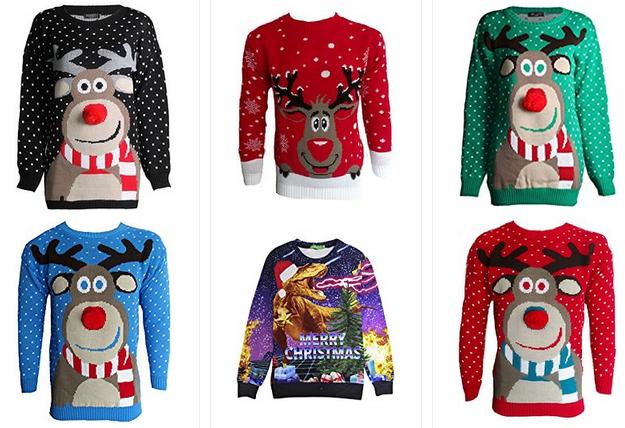 Weihnachtspullover 3D, Männer, Frauen, billige Geschenkidee