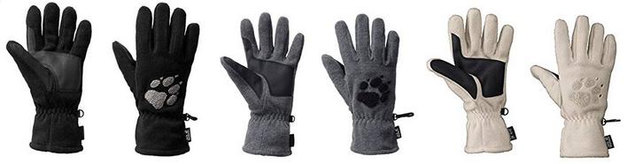 Jack Wolfskin Handschuhe Paw für Frauen, günstig & versandkostenfrei