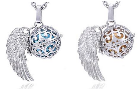 Schutzengel-Halskette von Morella: tolle Geschenkidee für Frauen