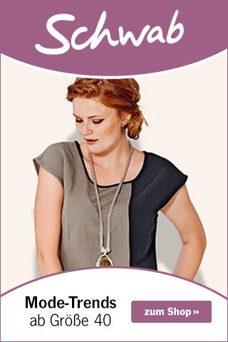 grosse Grössen bei Schwab: tolle Mode für mollige Frauen