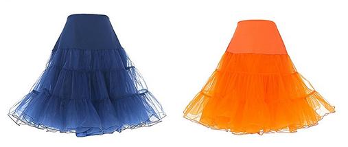Petticoat & Underskirt, toller, billiger Rock von Dresstells