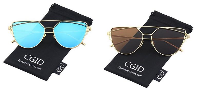 CGID Sonnenbrille für Frauen