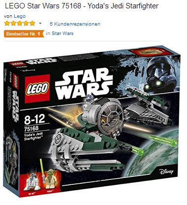 LEGO Star Wars reduziert