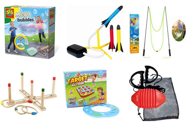 Amazon Angebote Outdoor-Spielzeug unter 10 Euro