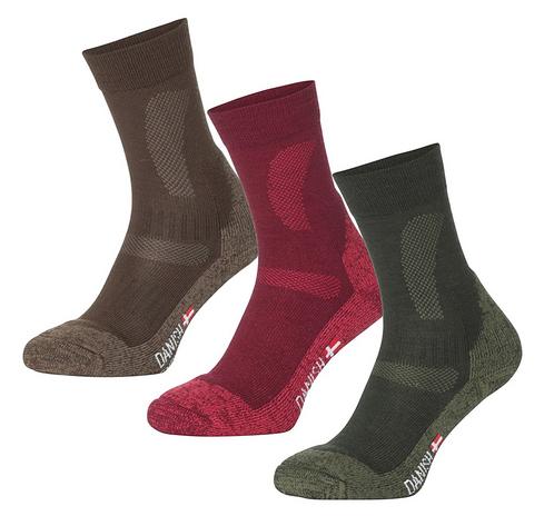 danish endurance Socken zum Wandern
