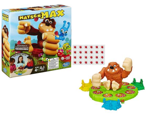 Matsch Max Kinderspiel von Hasbro