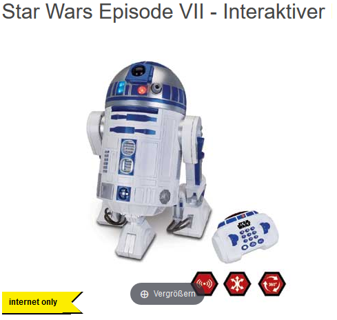 interaktiver R2D2