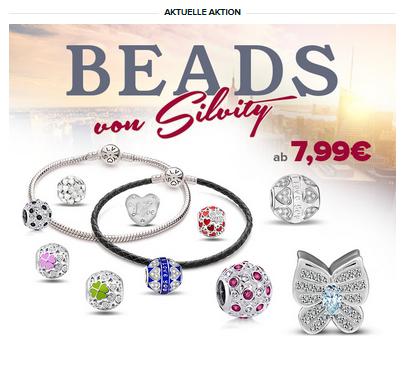Beads by Silvity, Screenshot silvity.de