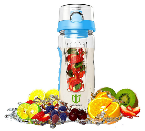 Frucht-Obst-Wasserflasche