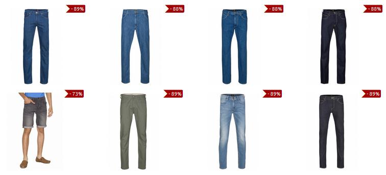 Lee Jeans & Hosen für Herren