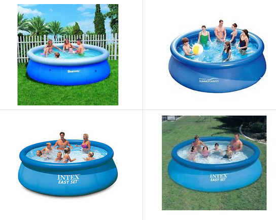 Quick-Up-Pools
