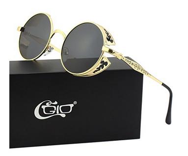 Steampunk-Sonnenbrille von CGID