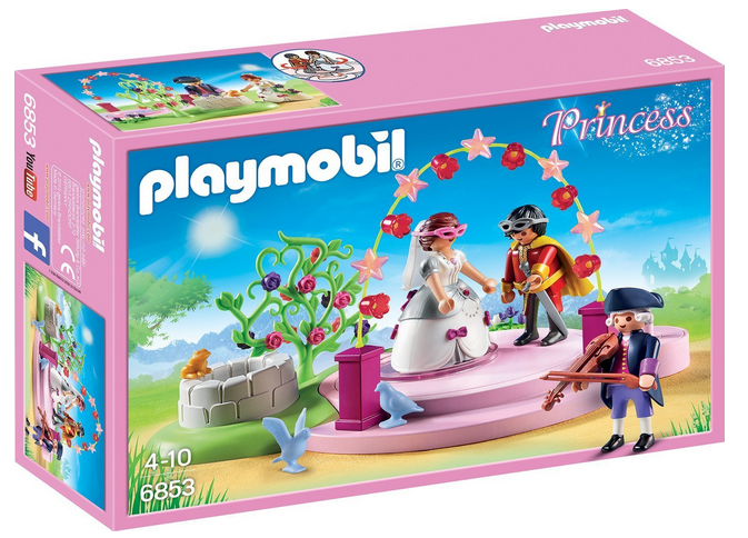 playmobil Maskenball