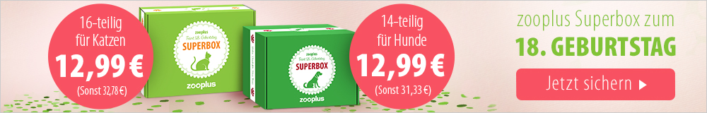 zooplus Superboxen
