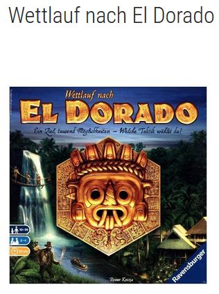 El Dorado Wettlauf
