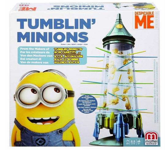 SOS Minionsalarm Tumblin Minions