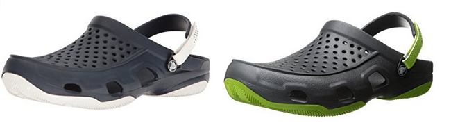 Swiftwater Deck Clogs von crocs