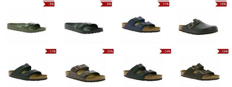Birkenstock Schuhe stark reduziert bestellen
