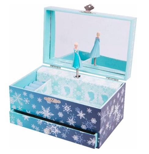 Die Eiskönigin Spieldose & Schmuckdose Elsa