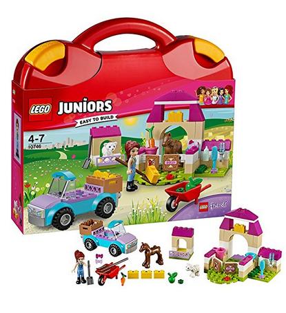 LEGO Juniors - Spielkoffer 10746 Mias Pferdestall