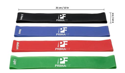 PrimaFit Fitnessbänder