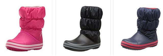 Puff Boots Winterstiefel von crocs