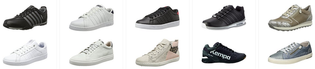 Sneaker-Sale bei Amazon