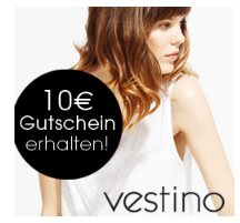 Vestino Gutschein