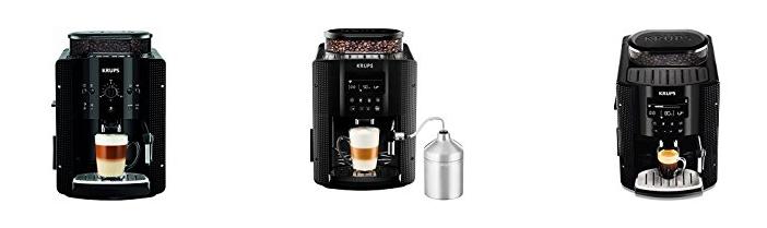 Kaffeevollautomaten von Krups