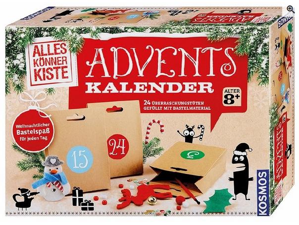 Adventskalender bei bücher.de