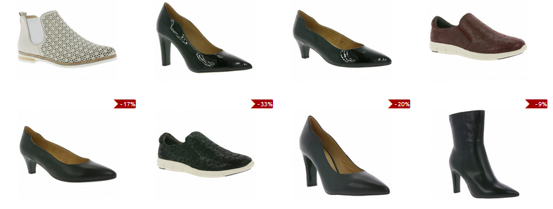 Caprice Schuhe billig bei Outlet46