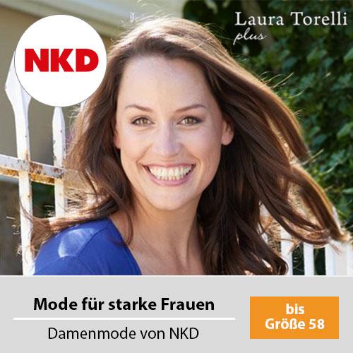 Mode für Mollige bei NKD