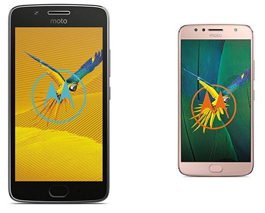 Motorola Moto G5 Smartphone nur bei Amazon