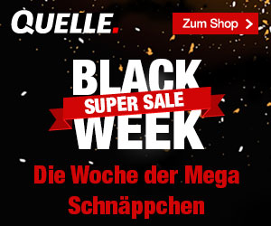 Black Week bei Quelle