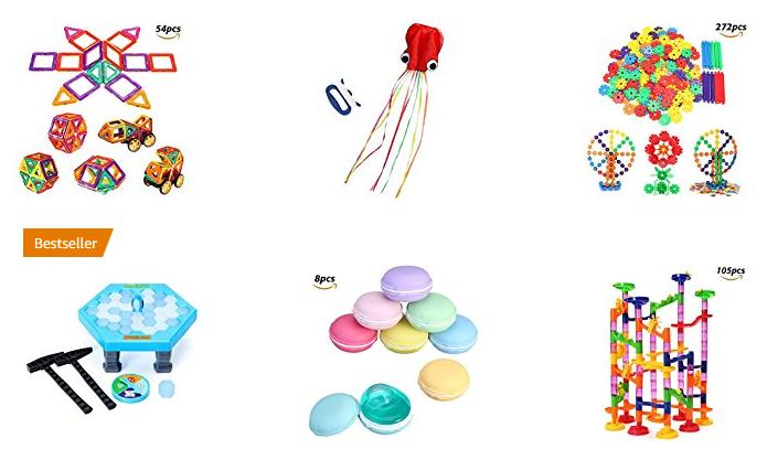 FUNTOK-Spielzeug bei Amazon