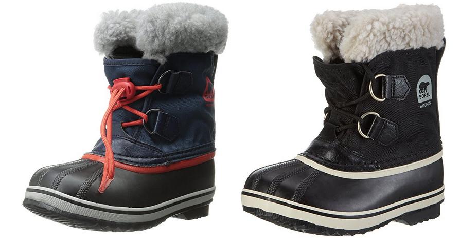 sorel yoot sehr warme schneestiefel winterstiefel bis. Black Bedroom Furniture Sets. Home Design Ideas