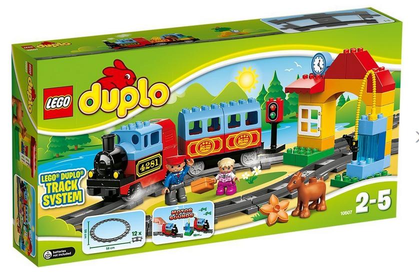 LEGO duplo Eisenbahnset 10507 im Preisvergleich