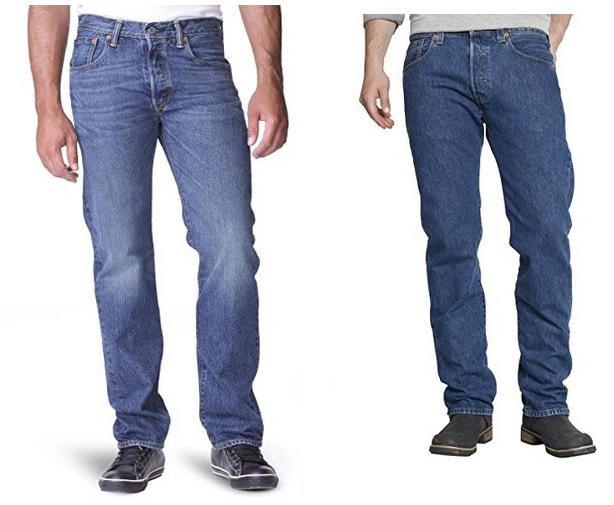Levi's Herrenjeans Original Straight Fit