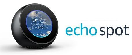 echo spot mit bildschirm jetzt bestellen. Black Bedroom Furniture Sets. Home Design Ideas