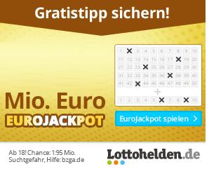 EuroJackpott Lotto gratis kostenlos spielen