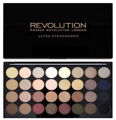 Makeup Revolution London - Ultra Eyeshadows