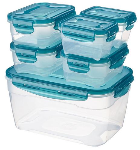 Frischhaltedosen-Set von AmazonBasics