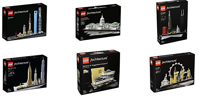 LEGO Architecture reduziert bestellen