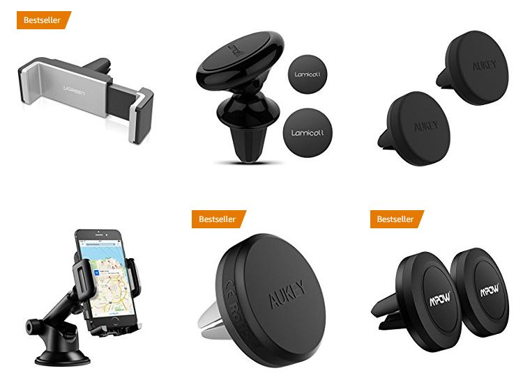 smartphone halter f rs auto billige angebote. Black Bedroom Furniture Sets. Home Design Ideas